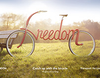 "TFL Bikes ""Freedom"""