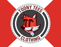 Toony Tees Clothing Logo