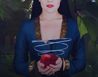 The Photoshoot of Snow White