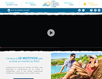 Layout p/ site RQVC