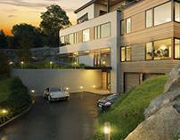 Lexington Houses | T3DS