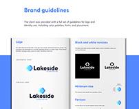 Lakeside R&D Logo Case Study