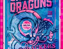 Creative Dragon Fireworks