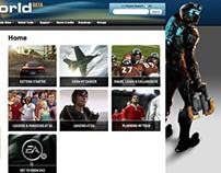 EA World Website