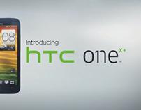 HTC - ONE X+