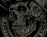 HHCC Hardcore Skull