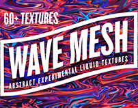Wave Mesh - Abstract Liquid