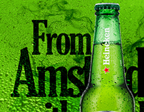 Heineken - From Amsterdam with Love