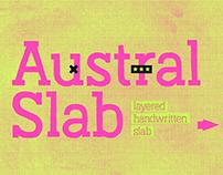 Austral Slab — typeface