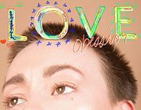 LOVE MAGAZINE: Cultural Obsessions (mock issue)