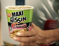Nissin Cup Noodles