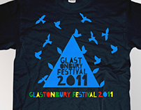 Glastonbury // T-shirts