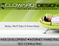 Custom Logos, Business Cards, & Web Banners