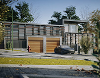 Concept House in Australia