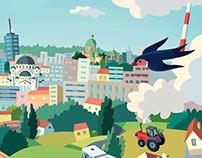 Children's Guide Through Belgrade
