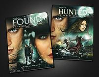 Souls Mark - Found & Hunted. Book design