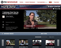 PBS Newshour - Listen to Me Interactive