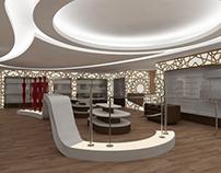 Malaysia KLCC - A Shop