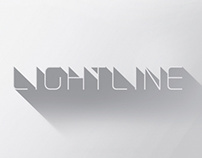 "KI Furniture ""Lightline"" Logo System"