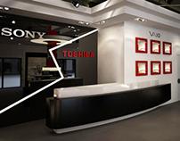 Libya-Benghazi / Sony - Toshiba Shop