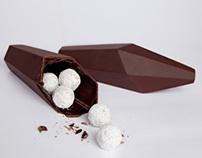 Vaïna : Cocoa pod inspiration