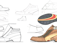 Moto Shoe/Senior footwear studio