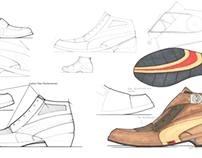Moto Shoe/Senior footwear studio