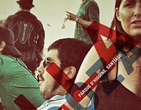 Ad campaign concept: Lollapalooza Chile 2014