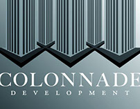 Colonnade Logo Design
