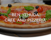 Ben Yehuda Cafe and Pizzeria menu