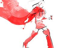 Fierce in Red II