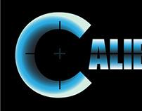 Caliber Logo Design