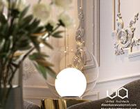 Interior Design | Classic Entrance | Dubai