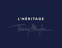 Thierry mugler heritage