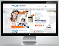 AES-IntelliNet website