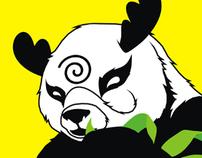 "panda ""eat """