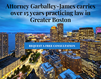 Web Design For A Lawyer In Massachusetts