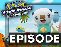 Pokemon Mystery Dungeon Thumbnail