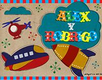 Alex y Rodrigo