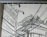 Street Drawings
