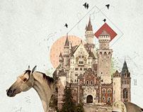 1841. Historias a cuestas (Digital Collage - 2016)