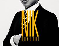 Nik Bukhari CV Photoshoot