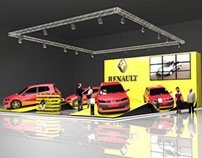 Renault booth design