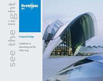Corporate Identity Bystronic Glass Germany