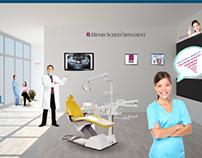 Dental revolution exposition concept