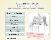 Hidden Miracles Parent Network