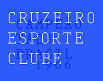 Posters Cruzeiro Esporte Clube
