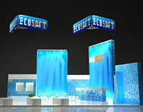 Ecosoft booth design