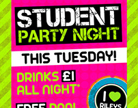 Rileys Student Campaign