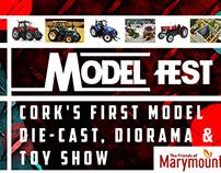Model Fest poster/flyer